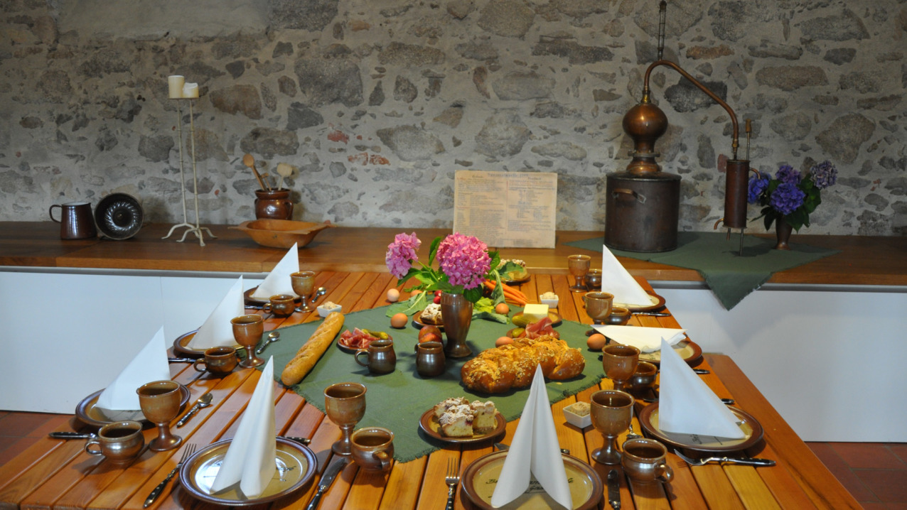 Essen und Trinken im Barock
