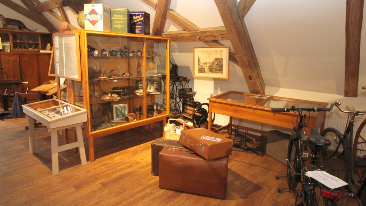 Besuch des Neukircher Heimatmuseums