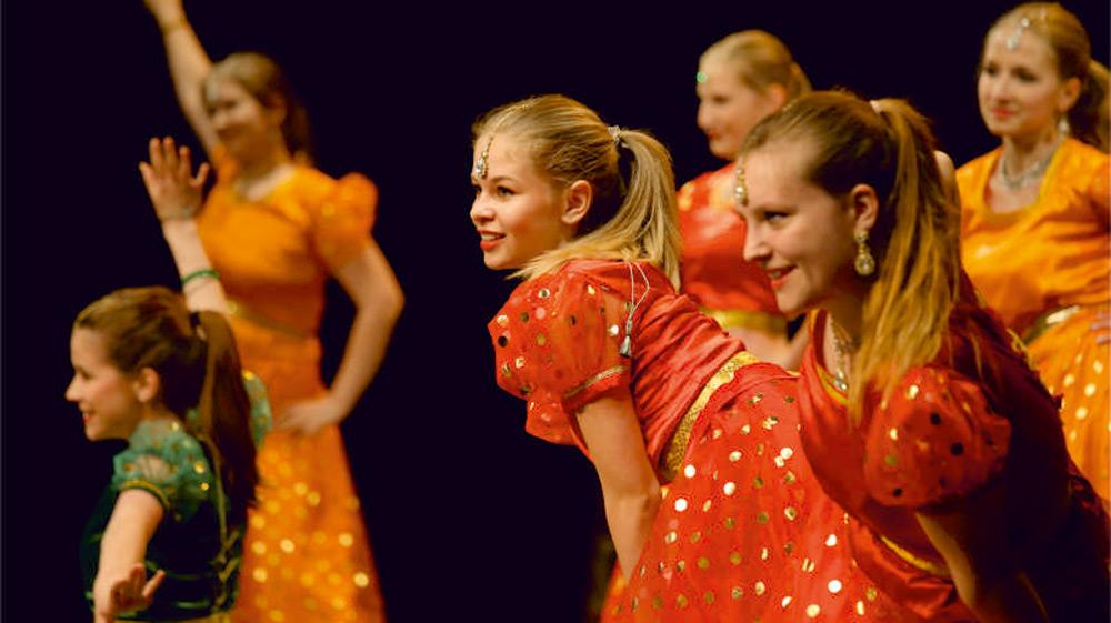 Bollywood-Tanzworkshop