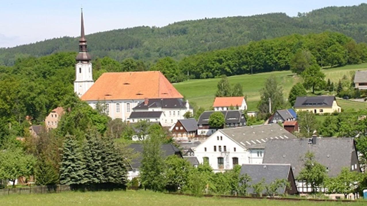 Cunewalde in der Oberlausitz