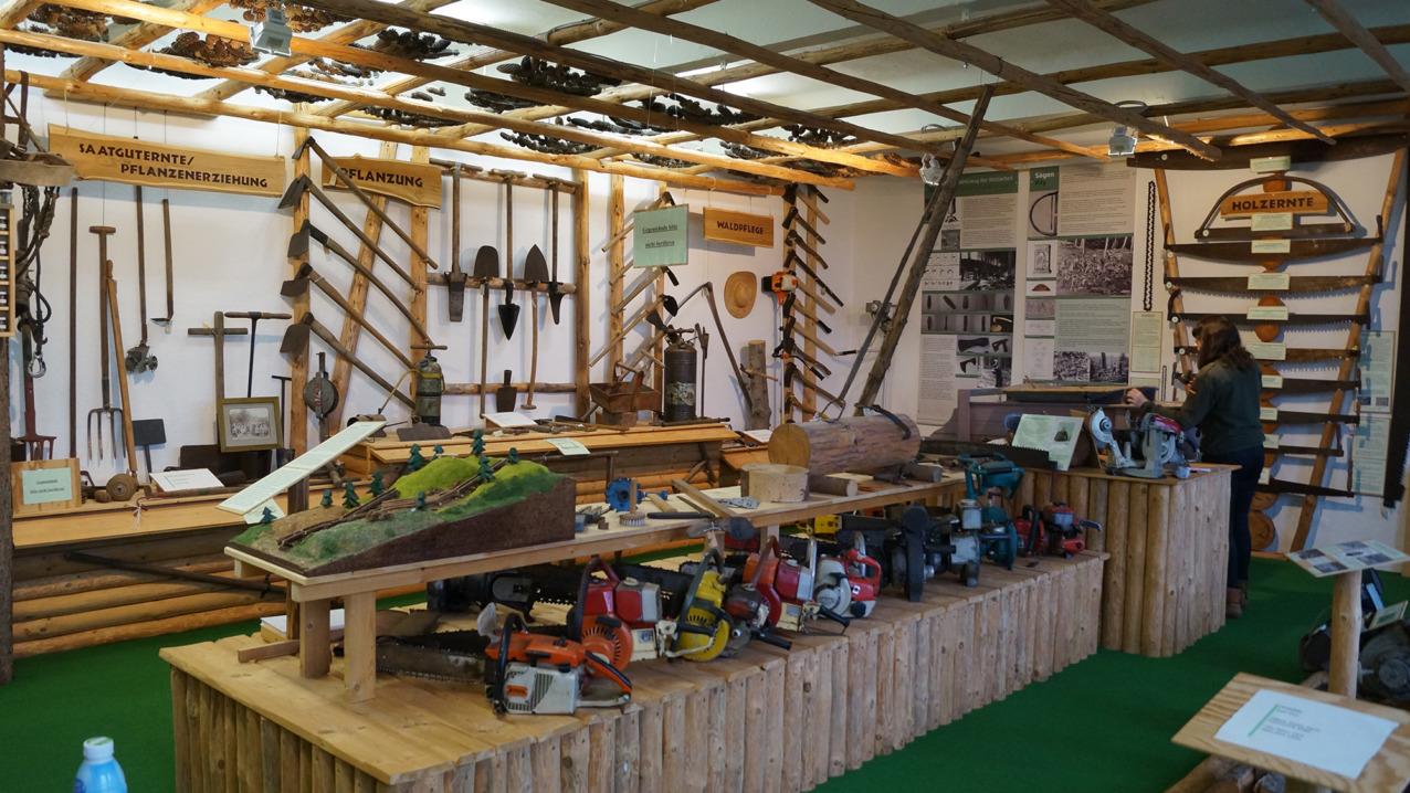Forstmuseum und vieles mehr in der Lausitz