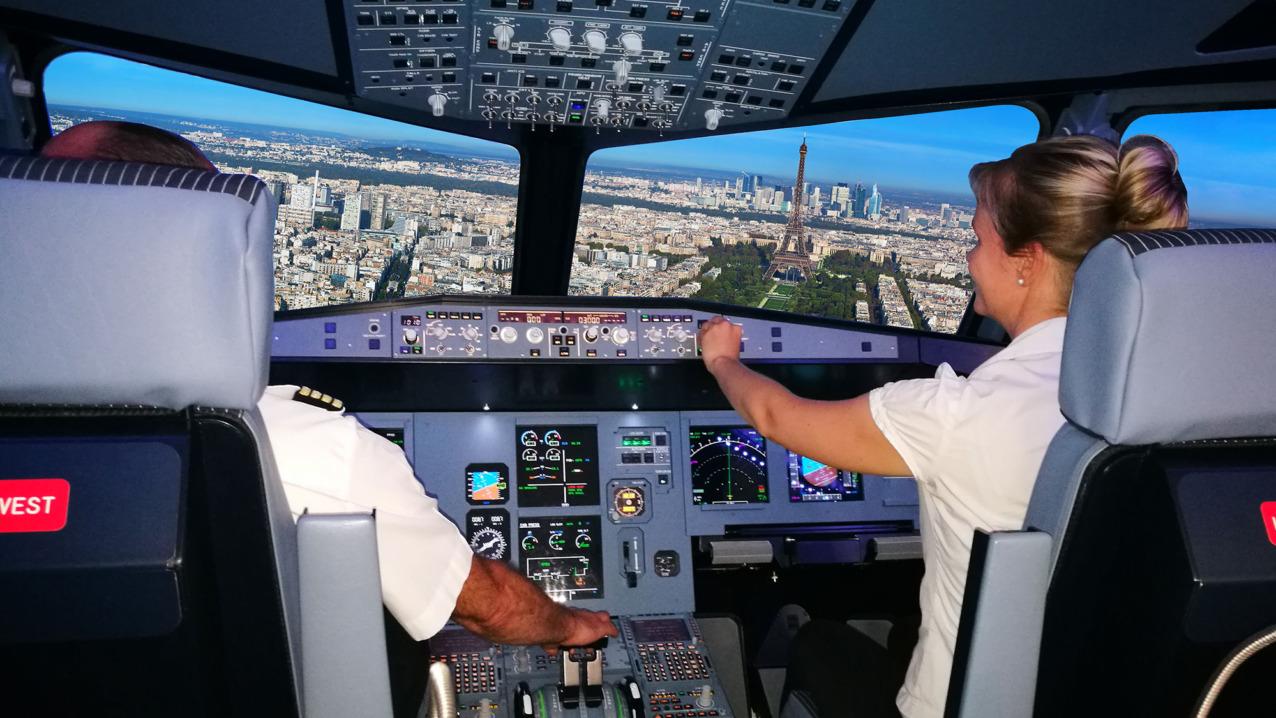 Taylor Air Bautzen – der Flugsimulator in der Oberlausitz